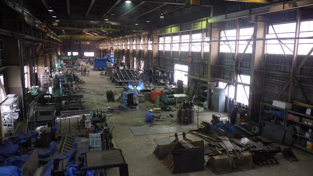 第二工場内